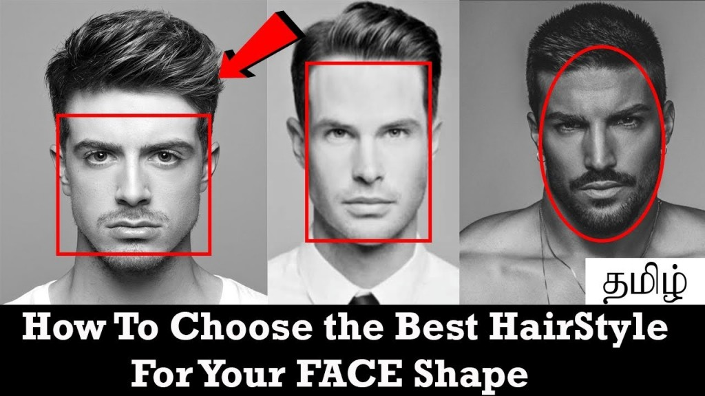 HOW to CHOOSE the best HairStyle for yor FACESHAPE in TAMIL | Mens Fahion Tamil – HairStylesForAll.com