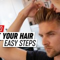 How-To-Style-your-Hair-Mens-Hairstyle-Tutorial-SlikhaarTV