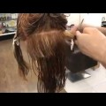 How-to-cut-Short-Layered-Bob-haircut-for-women-Asymmetrical-bob-haircut
