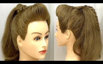 Puff-with-Short-Ponytail-Hairstyles-New-Hairstyle-Everyday-Hairstyle