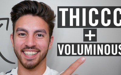 Quick-Easy-Mens-Hairstyle-Tutorial-For-Thick-Hair-2018