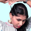 Quick-Easy-self-hairstyle-for-party-self-hairstyles-for-long-hair-Hairstyle-tutorials-2018