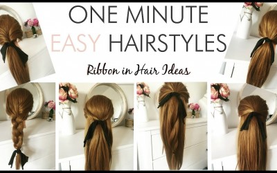 Quick-and-easy-hairstyles-for-medium-to-long-hair