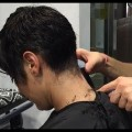 Short-layered-haircut-tutorial-step-by-step-Short-haircut-for-women