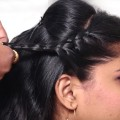 Side-Braided-Hairstyle-for-MEDIUM-Hairstyles-for-partys-Hairstyle-videos-2018