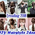 Trending-2018-DIY-Hairstyle-Ideas