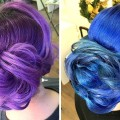 24-New-Colorful-Hairstyles-For-Women-Top-Hairstyles-Tutorials-Compilation-2018