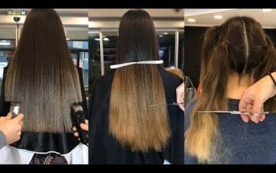 Amazing-Haircut-Designs-and-Hairstyles-Extreme-Long-Hair-Cutting-Transformation