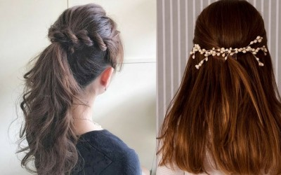 BEAUTIFUL-HAIRSTYLE-FOR-FOR-MEDIUM-AND-LONG-HAIR-Easy-Prom-Hairstyle-Tutorial