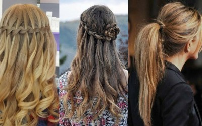 Best-and-Easy-Hair-style-for-medium-long-Hair-New-Amazing-Hairstyle-Tutorials-for-Girls-