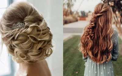 Best-and-Easy-Hair-style-for-medium-long-Hair-Step-by-Step-Tutorials-2018