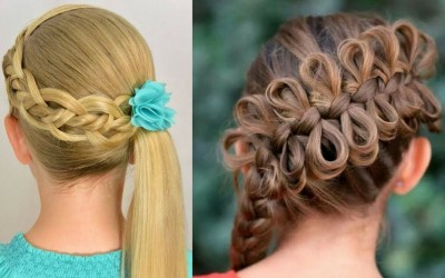 Best-and-Easy-Hair-style-for-medium-long-Hair-quick-easy-HAIRSTYLE-IDEAS