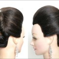 Bridal-Bun-Hairstyle-Tutorial-For-Long-Hair.-Beautiful-Wedding-Updo