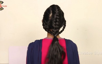 Easy-Braid-Beautiful-hairstyles-for-short-hair-Party-Hairstyles-trendy-hairstyles-2018