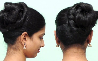 Easy-Braided-Bun-hair-style-for-girls-Collage-Girls-Hairstyles-Party-Hairstyles-for-long-hair