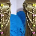 Easy-Cute-Heart-Braided-Heart-Hairstyle-by-crazy-Hairstyles
