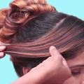 Easy-Everyday-Side-Puff-Hairstyle-How-to-do-hairstyle-for-long-hair-Quick-Hairstyles-2018