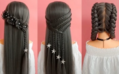 Easy-Hair-Style-for-Long-Hair-2018-Top-30-Amazing-Hairstyles-Tutorials-Compilation-EP-2