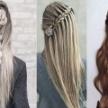 Easy-Hair-Style-for-Long-Hair-Hairstyles-Tutorials-Compilation-7