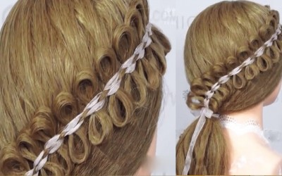 Easy-Hairstyles-For-Long-Hair-Back-to-School-2018-Amazing-Bridal-Hairstyles-Tutorial