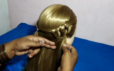 Heart-hairstyle-for-medium-long-hair-cute-hairstyle-for-girls