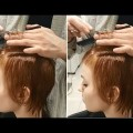 How-to-cut-a-Short-layered-haircuts-step-by-step-Short-Haircut-techniques