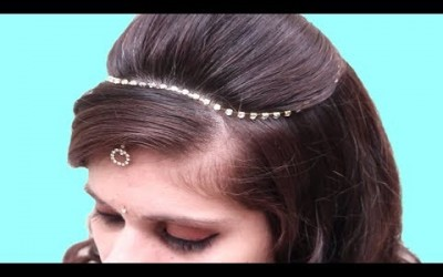 How-to-make-Beautiful-Hairstyles-for-long-hair-wedding-hairstyles-Party-Hairstyles-2018