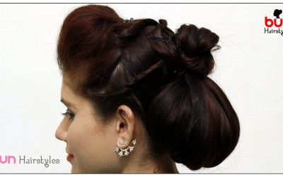 Lovely-Bun-Hairstyles-For-Long-Hair-Latest-Hairstyles-For-Wedding-Occasions-and-Other-Parties