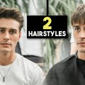 Mens-Haircut-2-Fall-Hairstyles-Textured-Fringe-Messy-Quiff-BluMaan-2018