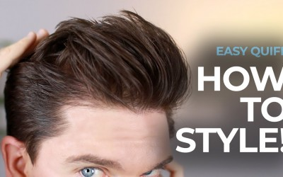 My-New-Quiff-Mens-Hairstyle-Tutorial
