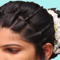 Simple-Easy-Wedding-Guest-hairstyle-Easy-Hairstyles-for-long-hairIndain-Traditional-hairstyle