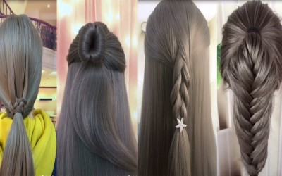 Step-By-StepTutorial-12-Hairstyles-With-long-Hairs-for-Students-Easy-Hairstyles