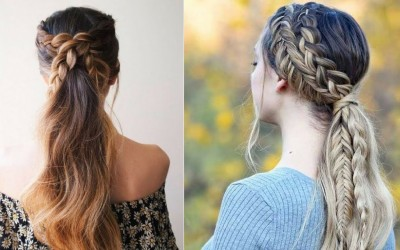 Trendy-DIY-Hairstyle-Ideas-BEAUTIFUL-HAIRSTYLE-FOR-FOR-MEDIUM-AND-LONG-HAIR