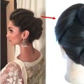 juda-hairstyle-inspried-by-deepika-padukone-new-hairstyle-updos-for-short-hair-updos