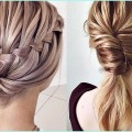 10-Beautiful-Waterfall-Braid-And-Flower-Bun-Hairstyles-Hairstyles-Tutorials-For-Long-Hair-2018