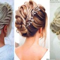 16-Gorgeous-Bun-Updos-Hairstyles-Compilation-Hairstyles-For-Women-2018