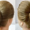 2-cute-juda-hairstyle-using-clutcher-quick-easy-Hairstyles-for-long-hair-hairstyle-for-girls