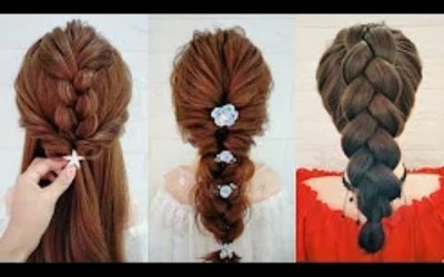 28-Easy-Style-for-Long-Hair-Easy-Beautiful-Hairstyles-Tutorials-Best-Hairstyles-for-Girls