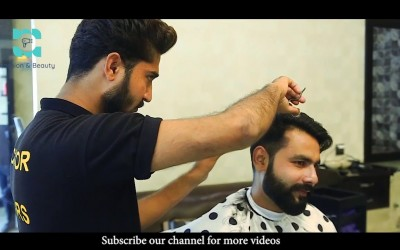 Attractive-Haircut-Hairstyle-for-Men-2018