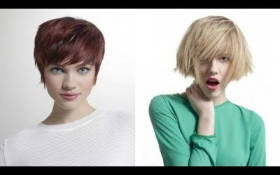 Best-Short-Haircuts-and-Hairstyles-2019-Winter-Hair-Models