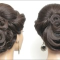 Bridal-Hairstyle-For-Long-Hair-Tutorial.-Beautiful-Wedding-Updo.