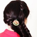 Bridal-hairstyle-for-long-hair-tutorial-Wedding-hairstyle-for-medium-long-hair-1