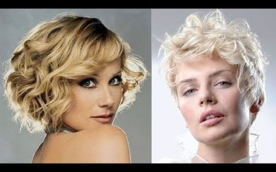 Curly-Short-Haircuts-2018-Bob-Pixie-Short-Hairstyles