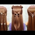 Easy-Hair-Style-for-Long-Hair-Amazing-Hairstyles-Tutorials-Compilation-2018-34