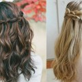 Easy-Hair-Style-for-Long-Hair-Hairstyles-Tutorials-Compilation-10