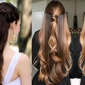 Easy-Hair-Style-for-Long-Hair-Hairstyles-Tutorials-Compilation-2