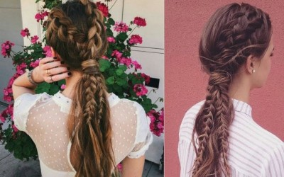 Easy-Hair-Style-for-Long-Hair-TOP-8-Amazing-Hairstyles-Tutorials-Compilation-Part-1