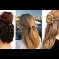 Easy-Hairstyles-for-long-Hair-to-do-At-Home-DIY-Cool-Easy-Hairstyles-Women-Fashion-Tips