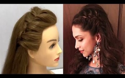 Easy-and-Everyday-Hairstyle-with-front-Hair-style-Wedding-Hairstyles-New-Hairstyle