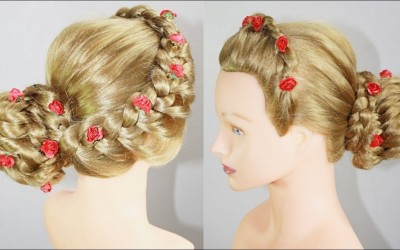Easy-juda-hairstyle-for-short-hair-juda-hairstyle-bun-hairstyles
